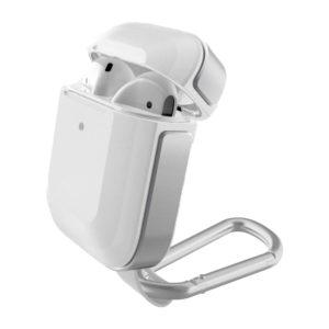 X-doria Defense Trek Silver Protective Case [Apple AirPods Series 1/2]
