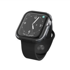 X-doria Defense Edge Case Space Gray [Apple Watch 40 mm / 42 mm / 44 mm]