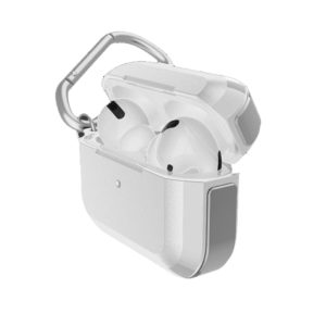X-doria Defense Trek Silver Protective Case [Apple AirPods Pro]