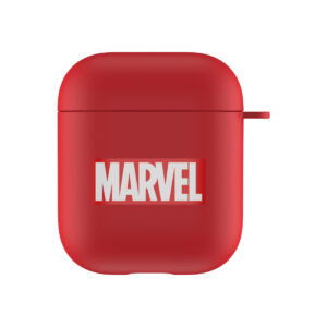 MARVEL Authentic Logo Hard Case [AirPods Series 1 / 2]