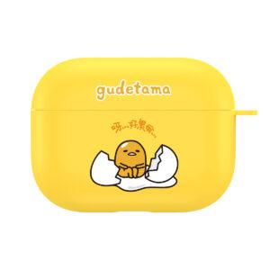 Sanrio Authentic Gudetama Hard Case [AirPods Pro]
