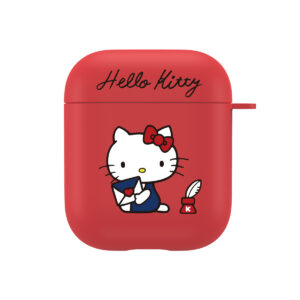 Sanrio Authentic Hello Kitty LetterHard Case [AirPods Series 1 / 2]