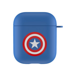 MARVEL Authentic Shield Hard Case [AirPods Series 1 / 2]