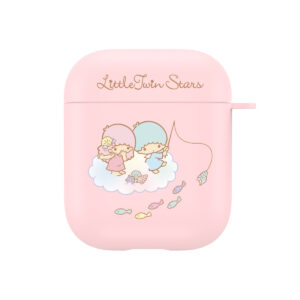Sanrio Authentic Little Twin Stars Hard Case [AirPods Series 1 / 2]
