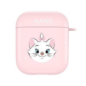 Disney Authentic Marie Cat Hard Case [AirPods Series 1 / 2]