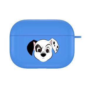 Disney Authentic Dalmatian Patch Hard Case [AirPods Pro]