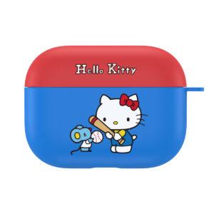 Sanrio Authentic Hello Kitty Baseball Hard Case [AirPods Pro]