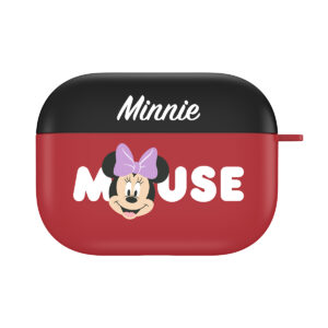 Disney Authentic Minnie Mouse Hard Case [AirPods Pro]