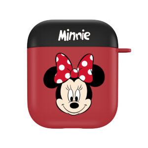Disney Authentic Minnie Mouse Hard Case [AirPods Series 1 / 2]
