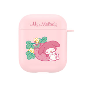 Sanrio Authentic My Melody Hard Case [AirPods Series 1 / 2]
