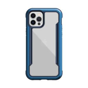 X-doria Defense Shield Blue Hard Case [iPhone 12 Series]