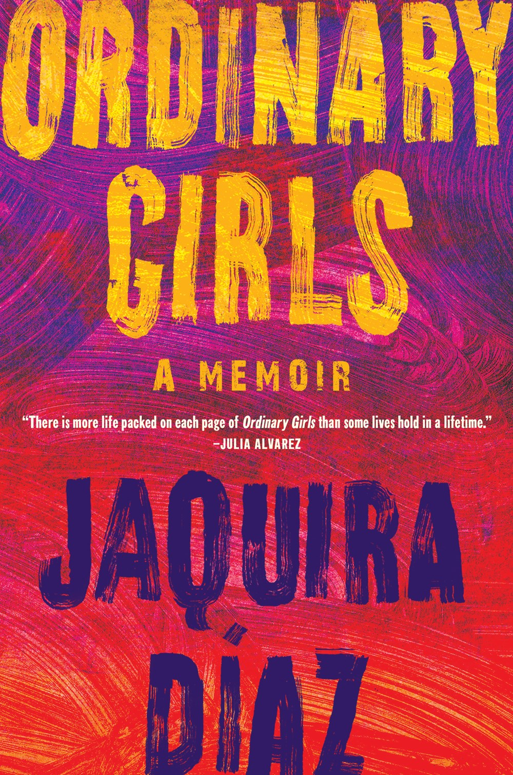 Review: Ordinary Girls by Jaquira Díaz