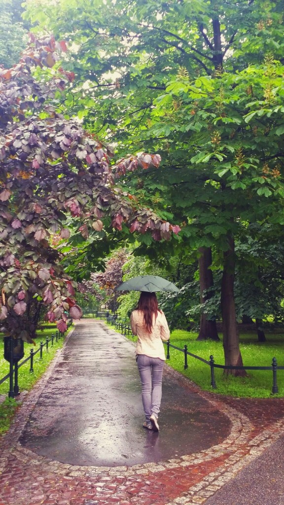 poland umbrella