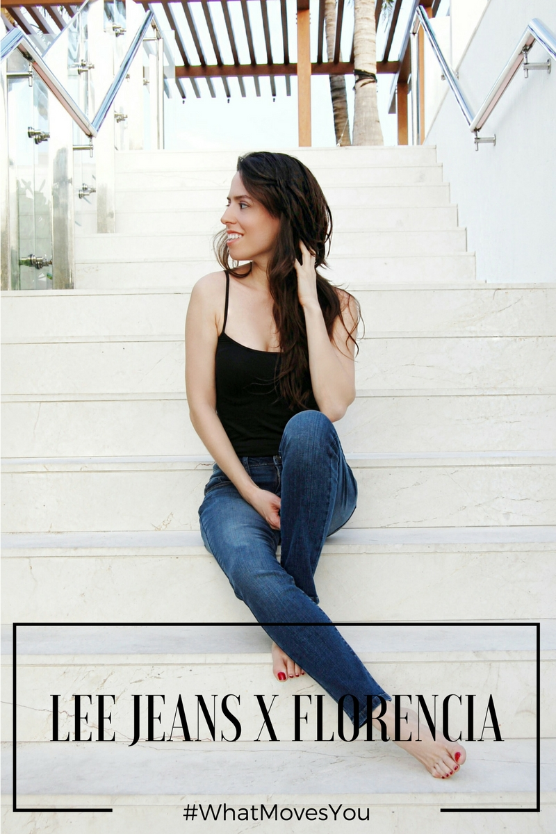 Lee Jeans x Florencia