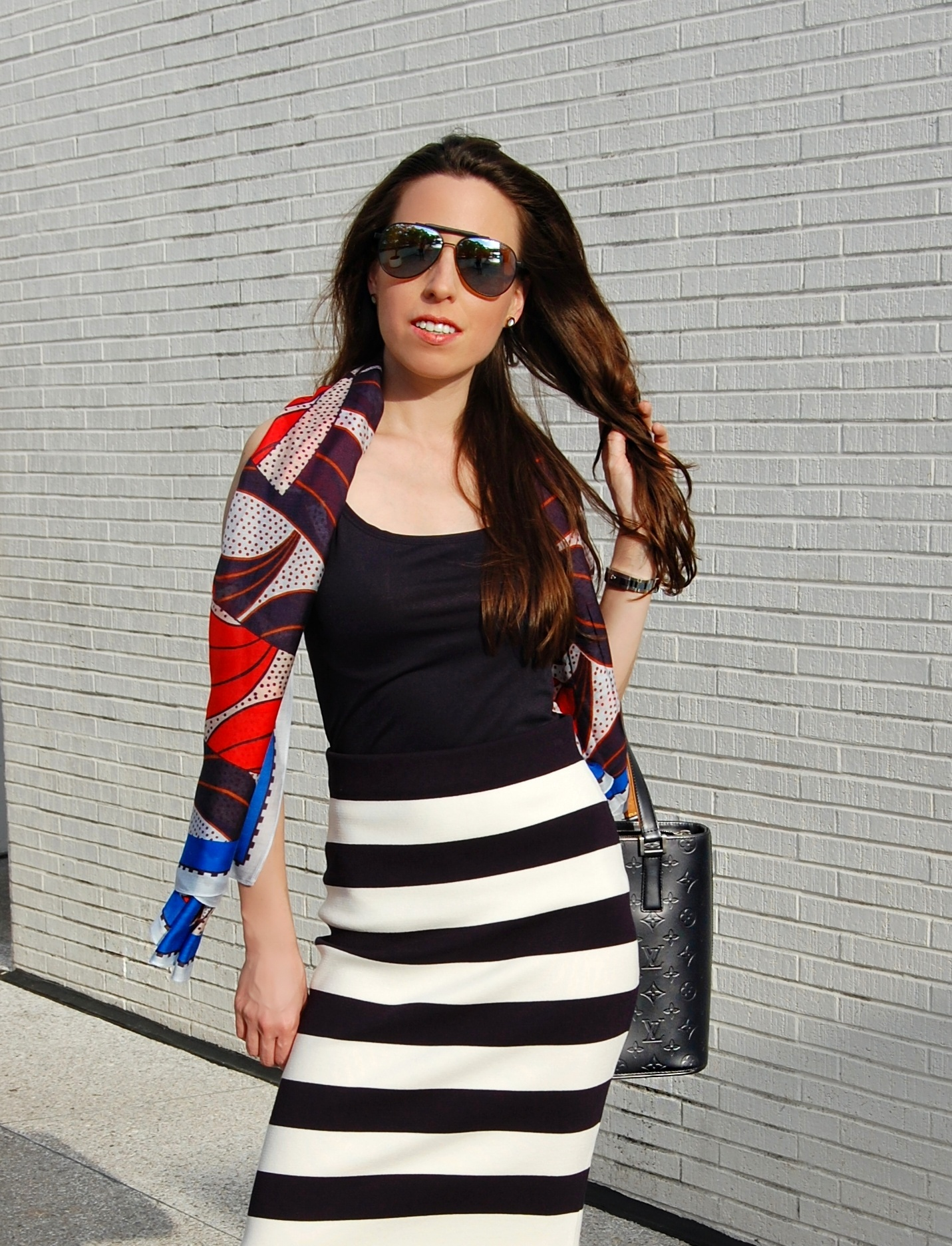 striped beauty ana florentina