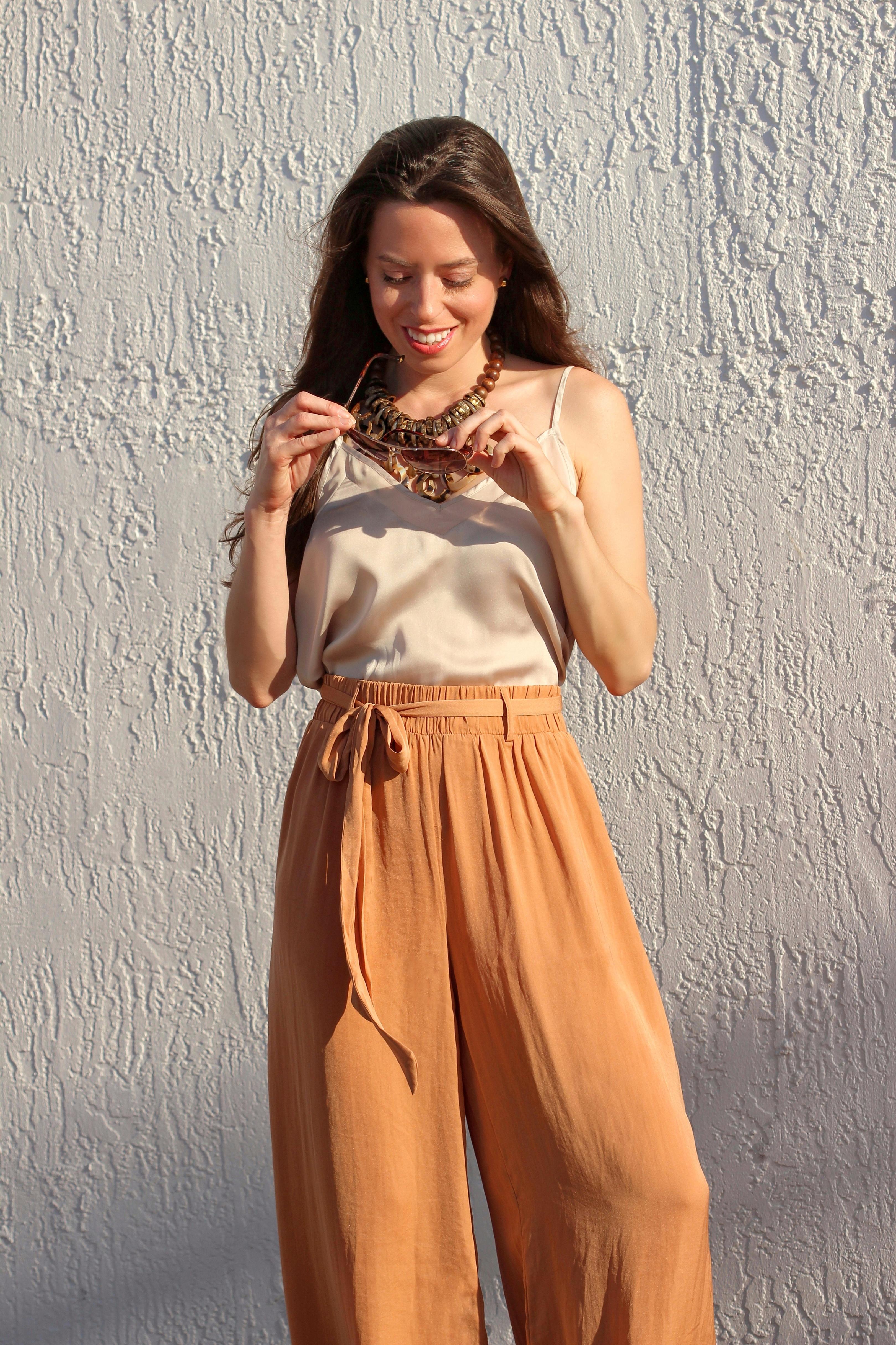 todays style trend golden tones