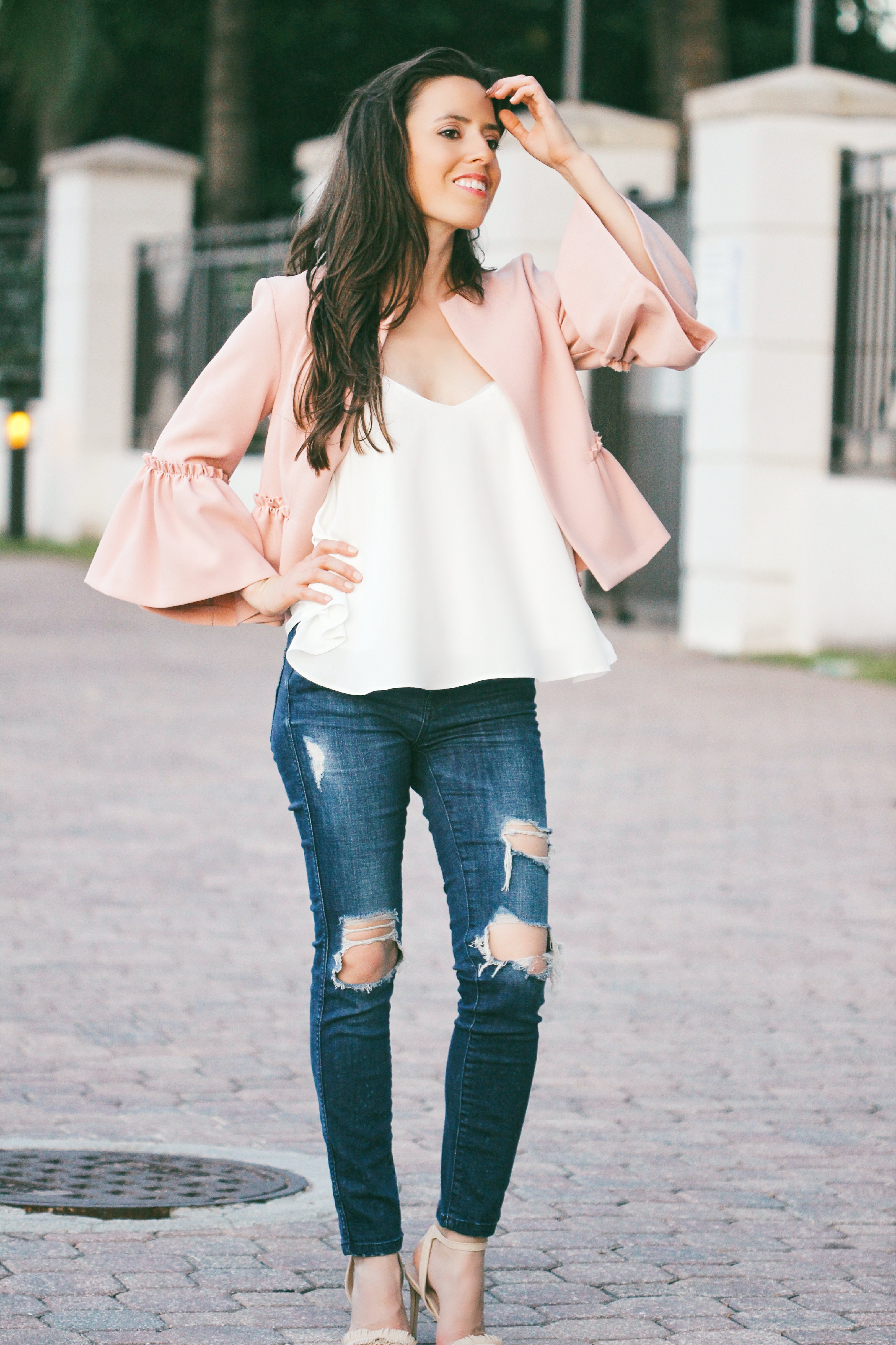topshop jacket miami fashion blogger