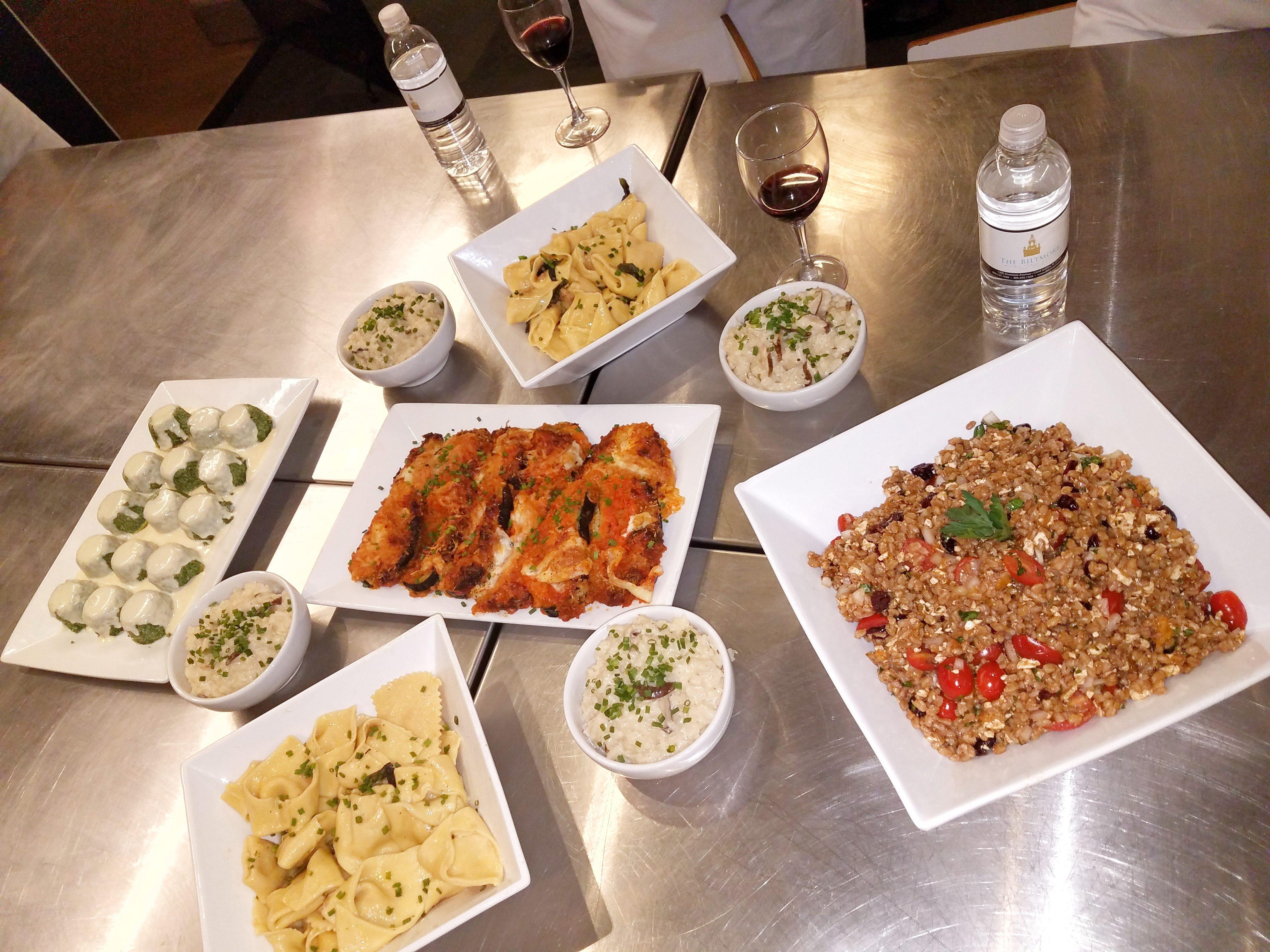 biltmore culinary academy
