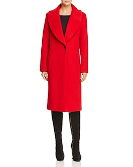 red coat one button