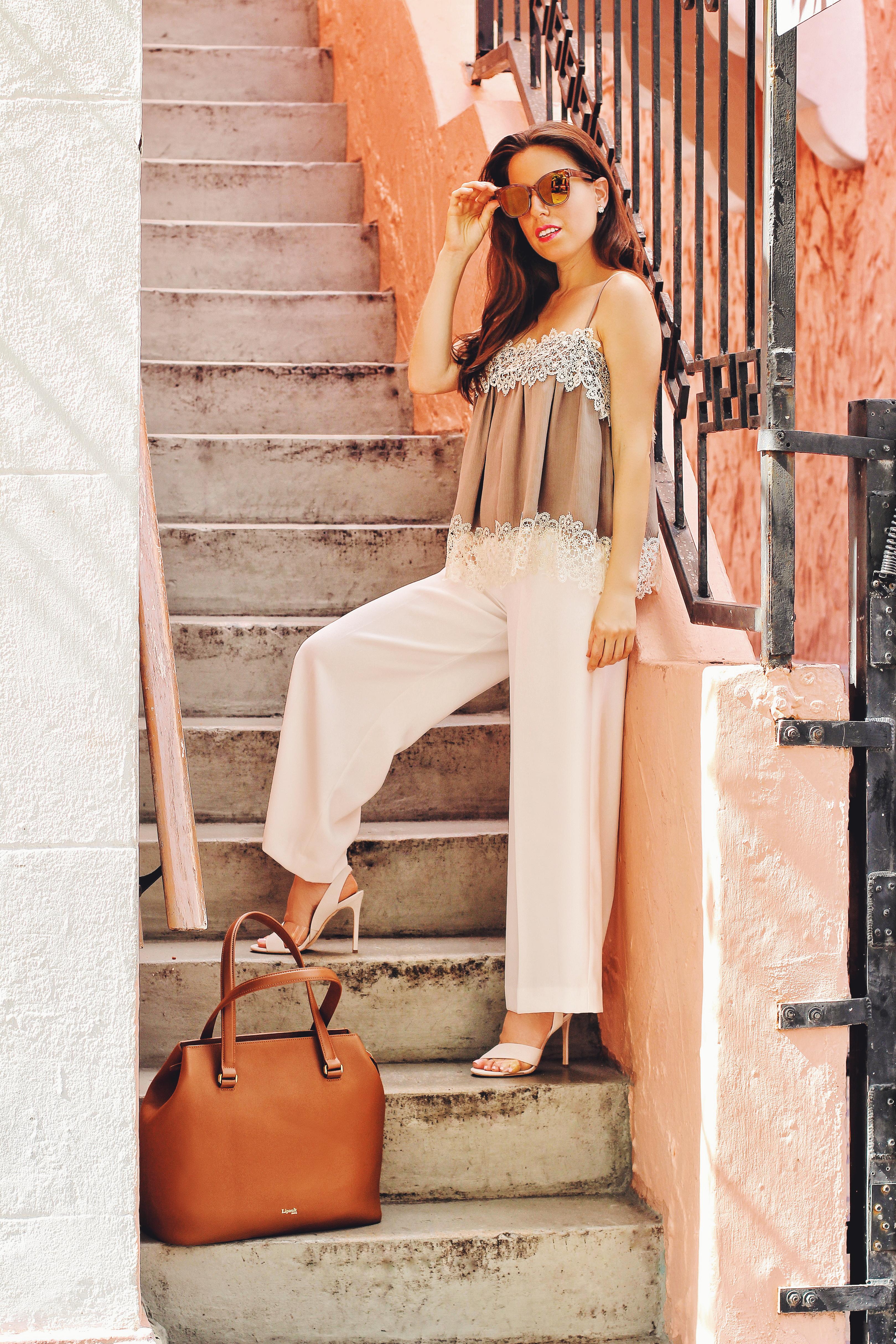 lipault paris plume elegance bag