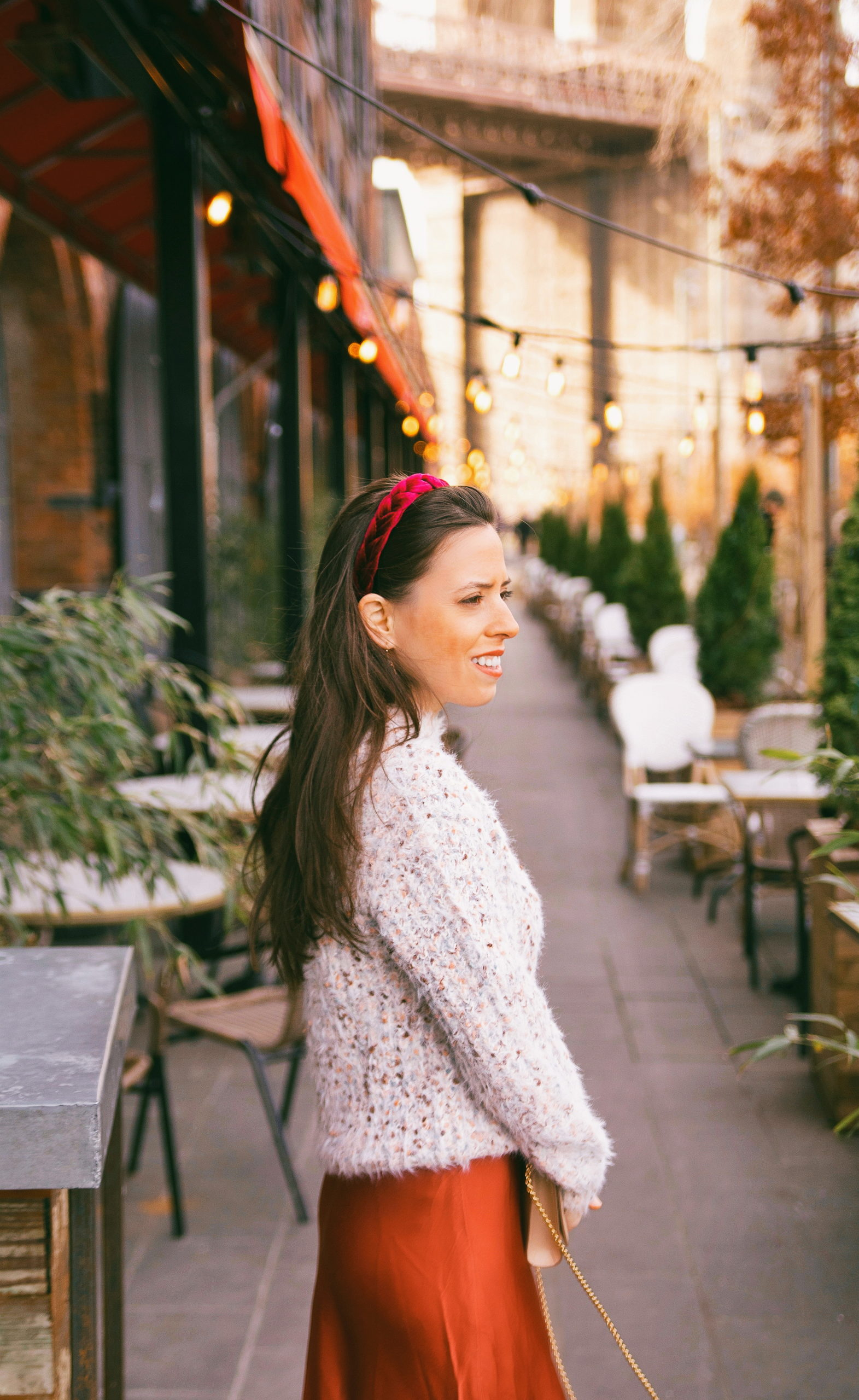 how-to-wear-headband-trend