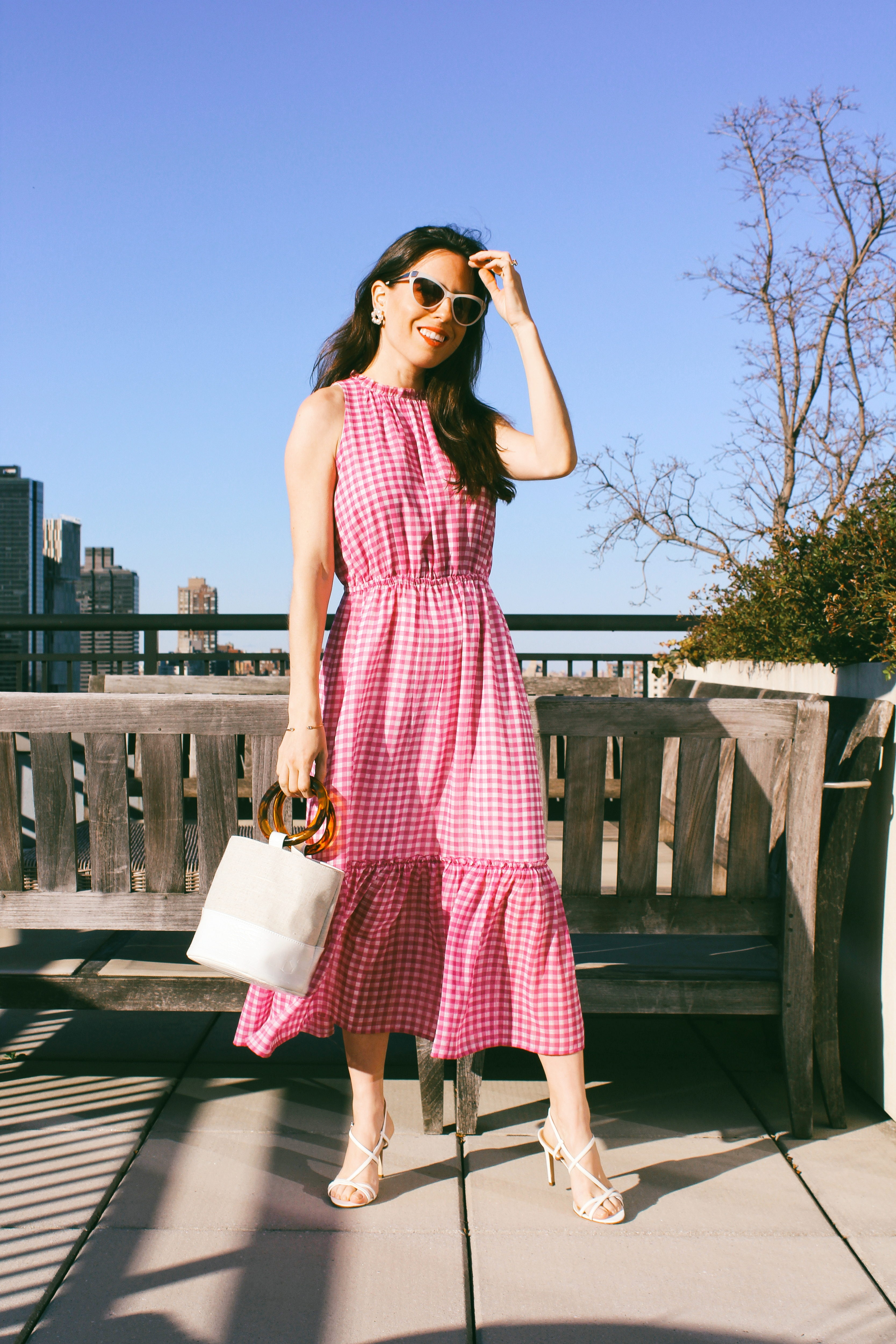 pink-gingham-dress-ann-taylor-midi-dress
