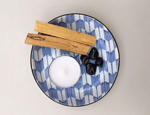 Palo Santo Space Clearing Kit