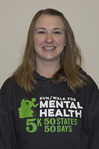 Jen Olson - Community Outreach Coordinator