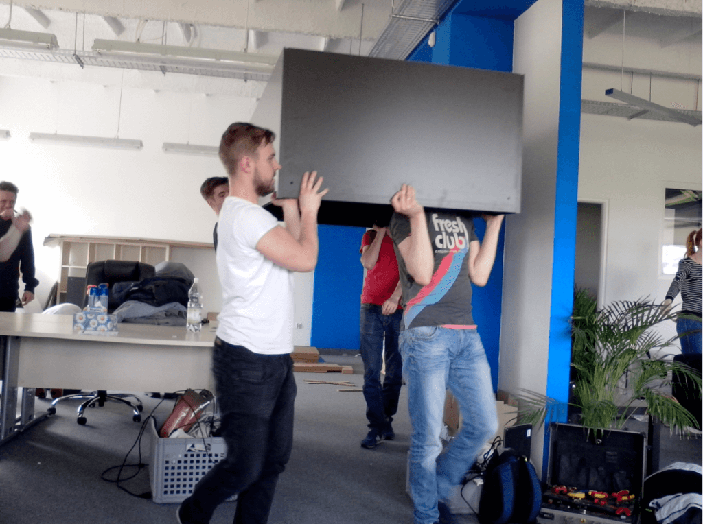 PCMI Poland Moves to a Bigger and Better Office Space