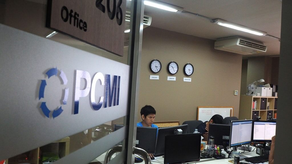 New Office Space in Thailand Blog
