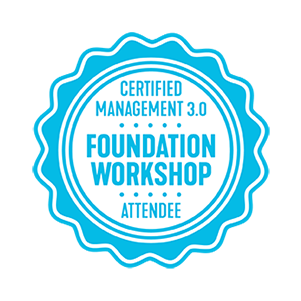 Management 3.0 Foundation Certification