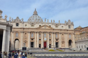 St. Peter's Basilica and Square, The Vatican