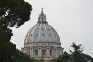 Dome of the St. Peter's Basilica, The Vatican