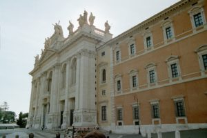Basilica of St. John in Lateran, Rome