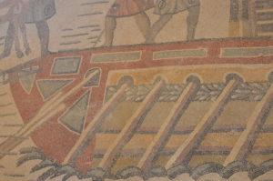 Mosaics at Villa Romana del Casale, Piazza Armerina