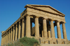 Temple of Concordia, Valley of the Temples, Agrigento