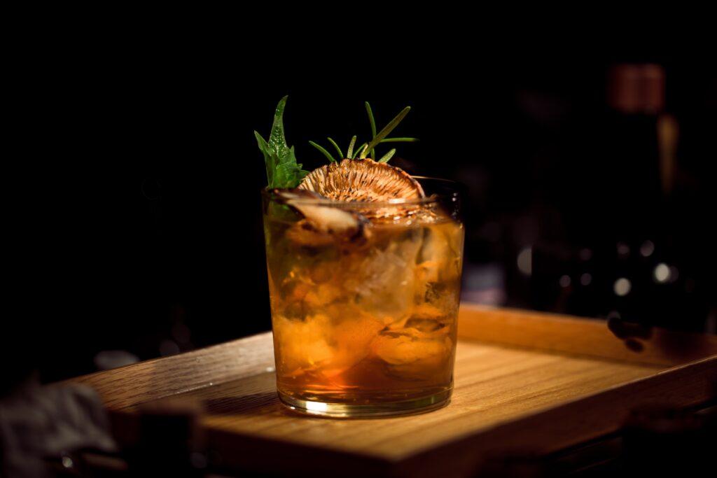 Cocktail - photo by Ash Edmonds