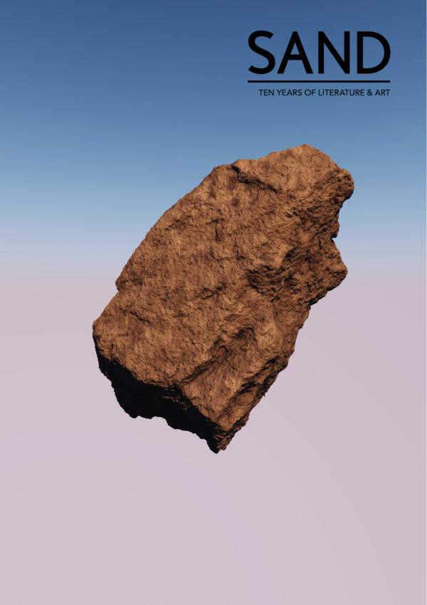 SAND 22 cover by Wojciech Feć