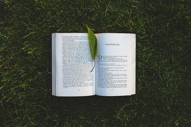 Reading to Reduce Stress