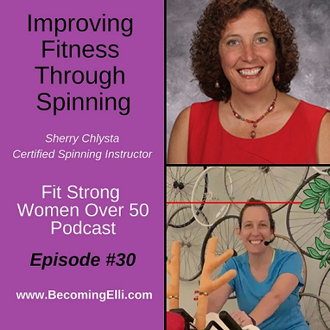 improving fitness through spinning