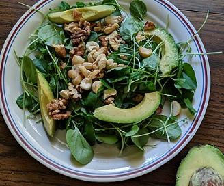 watercress salad
