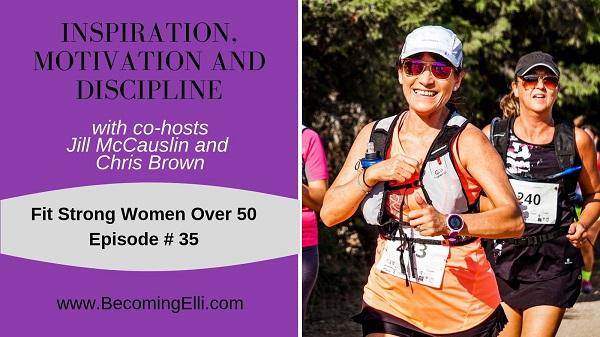 Inspiration, Motivation and Discipline podcast 35