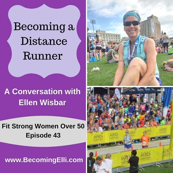 Becoming a Distance Runner with Ellen Wisbar