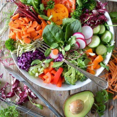 veggiechallenge my favorite veggies