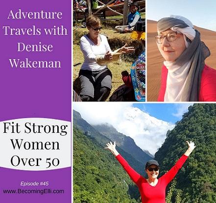 Adventure Travels with Denise Wakeman