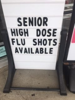 flu shot for seniors
