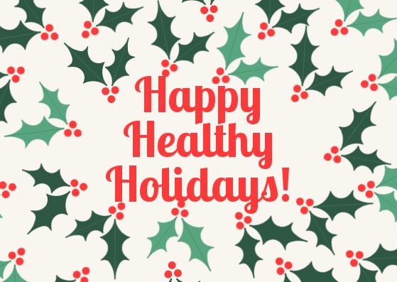 happy healthy holiday