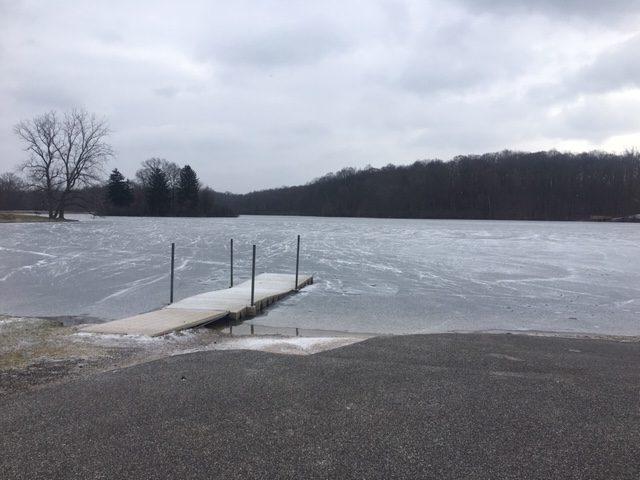 Winter weather walks destress