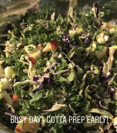 Pam Sherman's Big Ass Salad