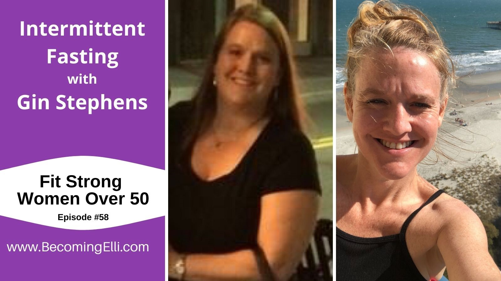 Intermittent Fasting with Gin Stephens BE